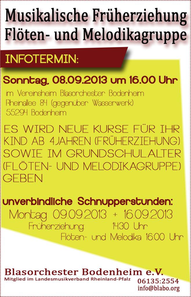 Flyer Amtsblatt